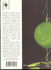 Mission Basilic Honor Harrington 1 - 4ème de couverture - Format classique