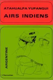 Airs indiens - Couverture - Format classique