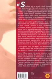 L'alchimie du sexe - 4ème de couverture - Format classique