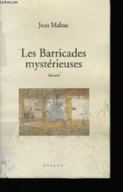 Les barricades mysterieuses - Couverture - Format classique