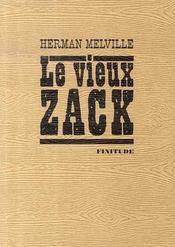Le vieux zack - Intérieur - Format classique