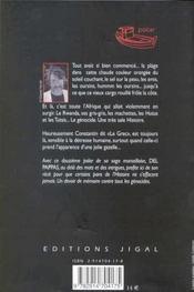 Bada d'amour - 4ème de couverture - Format classique