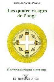 Quatre Visages De L'Ange - Couverture - Format classique