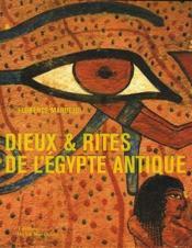 Dieux & rites de l'Egypte antique - Couverture - Format classique