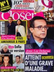 Closer N°338 du 03/12/2011 - Couverture - Format classique