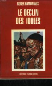 Le Declin Des Idoles. - Couverture - Format classique