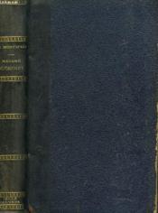 Madame Ducroisy. La Comedie Contemporaine. - Couverture - Format classique