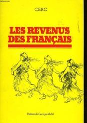 Les Revenus Des Francais - Couverture - Format classique