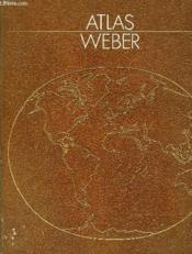 Atlas Weber. Cartes Topographiques. Cartes Thematiques - Couverture - Format classique