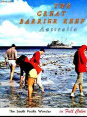 The Great Barrier Reef - Australia - Couverture - Format classique