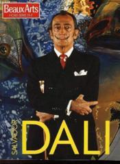Beaux-Arts - Hors Serie - Salvador Dali - Couverture - Format classique