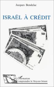 Israël à crédit - Couverture - Format classique