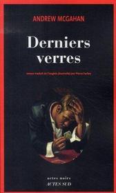 Derniers Verres - Intérieur - Format classique