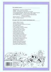 Recueil spirou t.271 - 4ème de couverture - Format classique