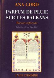 Parfum De Pluie Sur Les Balkans - Intérieur - Format classique