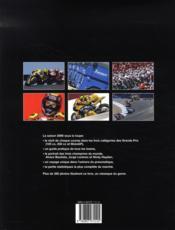L'année grands prix moto 2006 - 4ème de couverture - Format classique