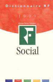 Dictionnare Social 1999 - Couverture - Format classique