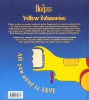 Yellow Submarine - 4ème de couverture - Format classique