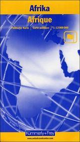 Afrique 1/12000000 - Intérieur - Format classique