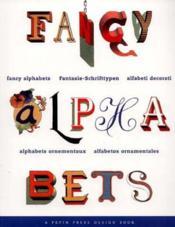 Fancy alphabets - Couverture - Format classique