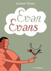 Evan Evans - Couverture - Format classique