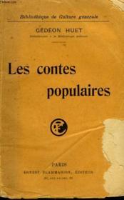 Les Contes Populaires. - Couverture - Format classique
