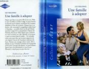 Une Famille A Adopter - A Family Of His Own - Couverture - Format classique