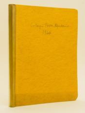 Colloque mathématique Poitou-Aquitaine [ 1964 ] - Couverture - Format classique