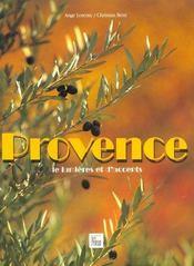 Provence ; de lumieres et d'accents ; edition reliee - Intérieur - Format classique