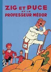 Zig et Puce t.11 ; Zig et Puce et le professeur Médor - Intérieur - Format classique