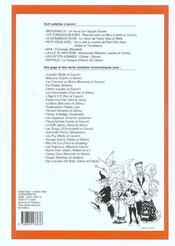 Recueil spirou t.272 - 4ème de couverture - Format classique