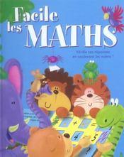 Facile, les maths - Intérieur - Format classique