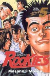 Rookies t.5 - Couverture - Format classique