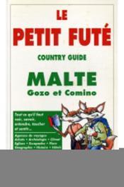 Malte, Gozo Et Comino 1997-1998, Le Petit Fute (Edition 1) - Couverture - Format classique