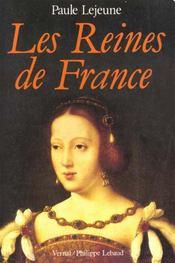 Les Reines De France - Intérieur - Format classique