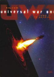 Universal war one t.1 ; la génèse - Intérieur - Format classique
