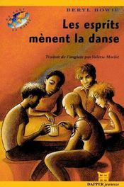Les esprits mènent la danse - Couverture - Format classique