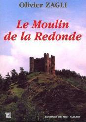 Le moulin de la Redonde - Couverture - Format classique