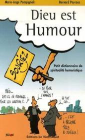Dieu est humour - Couverture - Format classique