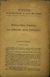Vidocq. Le Roi Des Voleurs - Le Roi Des Policiers. Collection Le Livre Populaire. - Couverture - Format classique