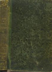 Oeuvres Completes De M. A. De Lamartine. Tome I. - Couverture - Format classique