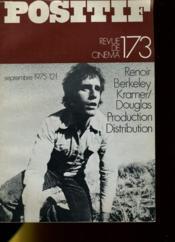 Positif N°173 - Renoir, Berkeley, Kramer, Douglas - Couverture - Format classique
