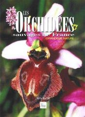 Les orchidées sauvages de france - Intérieur - Format classique