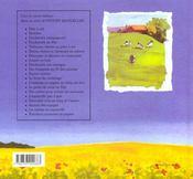 La nature en aquarelle - 4ème de couverture - Format classique