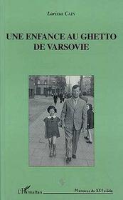 Une enfance au ghetto de Varsovie - Intérieur - Format classique