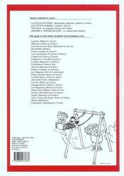 Recueil spirou t.273 - 4ème de couverture - Format classique