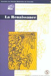 La Renaissance - Intérieur - Format classique