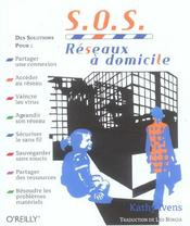 Sos Reaseaux A Domicile - Intérieur - Format classique