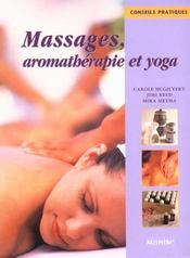 Massages, Aromatherapie Et Yoga - Intérieur - Format classique