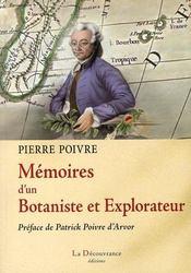 Mémoires d'un botaniste et explorateur - Intérieur - Format classique